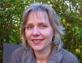 Sabine Paprocki vom Psychotherapiezentrum Inthera Potsdam / Berlin